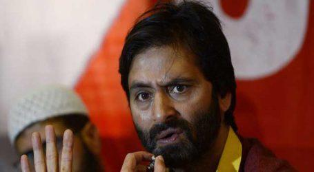 Mirwaiz, Geelani put under house arrest, Malik arrested in Srinagar