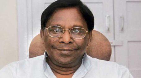 Centre misusing CBI, IT and ED for vindictive politics, alleges Pondy CM