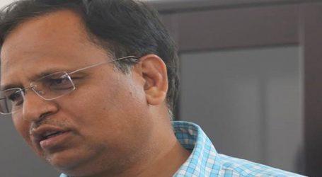 CBI raids Delhi Health Minister's house