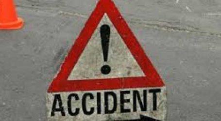Three pilgrims die, 37 injured as bus overturns in Kasganj
