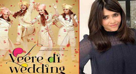Ekta Kapoor to hold screening for 'Veere Di Wedding'