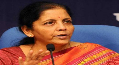 Nirmala Sitharaman – Far lesser incidents of terrorism compared to before 2014