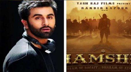 Ranbir to play title role in Yashraj films' action adventure 'Shamshera'