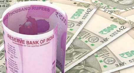 Rupee marginally up 8 Paise Against Dollar