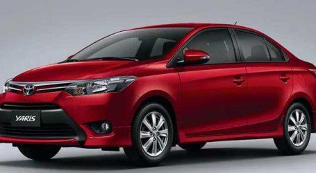 Toyota launches versatile Sedan Yaris in India