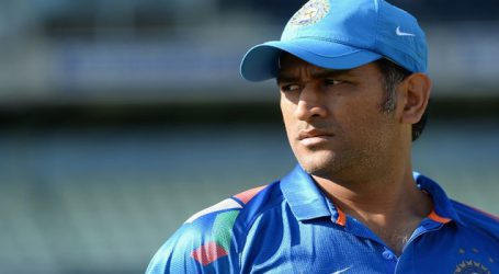 Questions on Dhoni's last match against Australia slow strike rate but Maxwell defends him