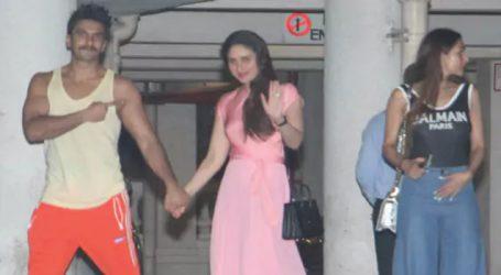 I could have been in Gully Boy: Kareena at Ritesh Sidhwani's party