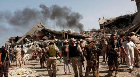 U.S. says it killed four IS militants in Libya strike