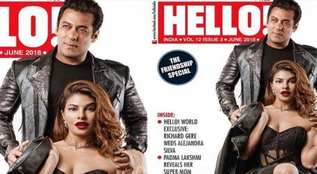 Salman, Jacqueline create sparks on their 1st ever magazine cover