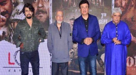 Anu Malik praises J P Dutta for harnessing his talent