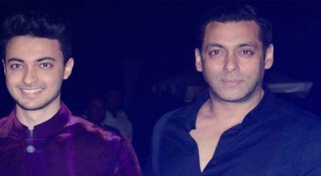 Aayush Sharma to join Salman Khan at a charity in Jaipur