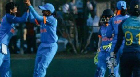 Rain plays spoilsport as second Sri Lanka v India women T20I washed out