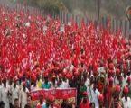 50,000 farmers to march to Mumbai, Maharashtra today