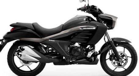 Suzuki Motorcycle India introduces 'Special Edition' INTRUDER/FI ahead of the festive season