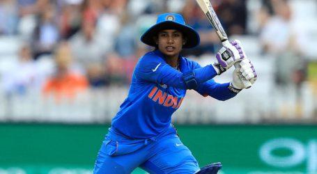 Half-centuries from Taniya Bhatia and Mithali Raj help India to series win over Sri Lanka
