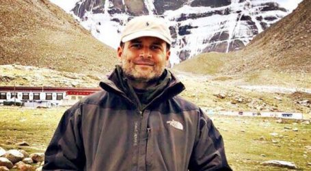 Rahul shares video of Kailash Mansarovar, says Shiva is the Universe