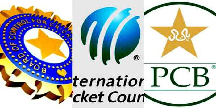 BCCI, ICC, PCB