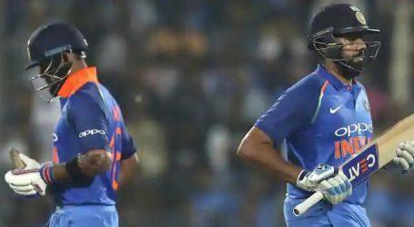 India vs West Indies: Rohit Sharma, Virat Kohli centuries, India won match