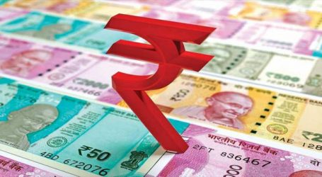 Rupee settles 34 paise higher at 71.56 against US dollar
