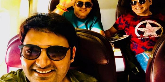Kapil Sharma back in Mumbai, gears up for new season of 'The Kapil