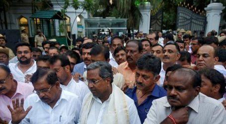 Karnataka People has rejected BJP's negative politics : Congress and JDS