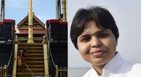 Activist Trupti Desai calls off Sabarimala visit : To enter uninformed like guerrilla tactics