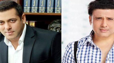 Govinda says, 'he shares Love-Hate Relationship with Salman Khan