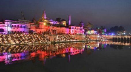 Yogi's Ayodhya Deepotsav 2018 enters Guinness Book of World Records
