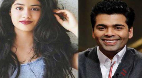 Karan Johar confirms Janhvi Kapoor's sister Khushi Kapoor's debut in 2019