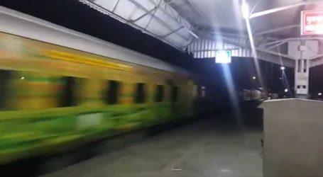 Robbery in Jammu-Delhi Duronto Express near Delhi