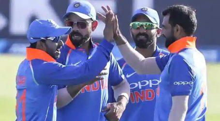 India vs New Zealand,3rd ODI: India Thrash New Zealand By 7 Wickets