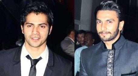 Ranveer Singh –  Varun Dhawan star in Andaz Apna Apna remake