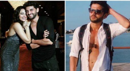 Sonakshi Sinha dating upcoming debutant Zaheer Iqbal?