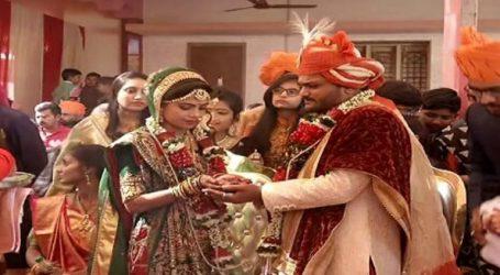 HAPPILY MARRIED pics inside : Hardik Patel & Kinjal