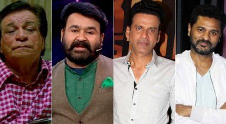 Padma Awards for Late Kader Khan, Manoj Bajpayee, Prabhu Deva And Others