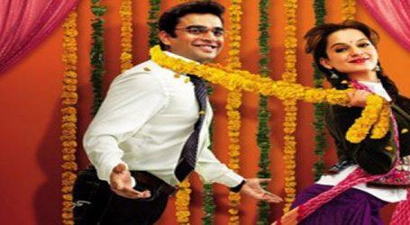 Kangana with Aanand L. Rai for Tanu Weds Manu 3