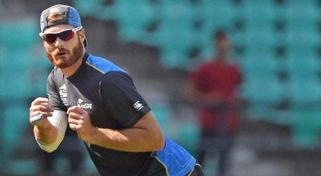 India vs New Zealand : Guptill set to miss fifth ODI with back injury