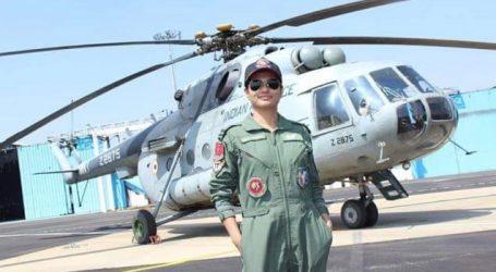 Flight Lieutenant Hina Jaiswal becomes first women IAF flight engineer