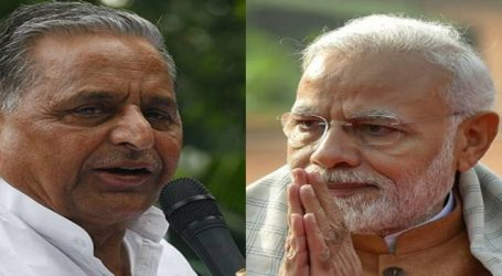 Modi should become PM again : Mulayam Singh, his son should accept this truth said, Yogi