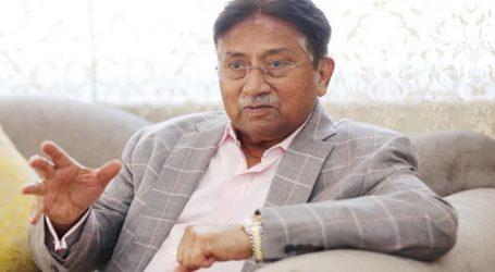 Musharraf accepts JeM hand, JeM should be banned but don't blame Pak