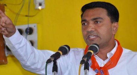 Goa gets a new CM; BJP's Pramod Sawant takes oath