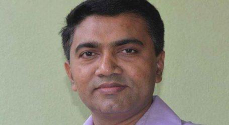 Goa CM Pramod Sawant allocates portfolios – Read List