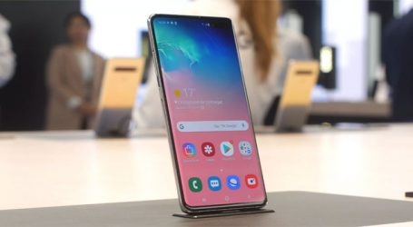 Samsung to release its first Galaxy S10's 5G model on April 5