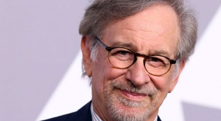 Spielberg pays tribute to man who 'gave birth' to his career