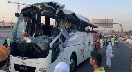A Bus Crash in Dubai Kills 8 Indians