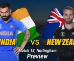 India vs. New Zealand: Who will spoil whose score on Points table?
