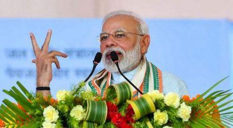 69th Birthday of PM Modi, Visits Sardar Sarovar Dam in Gujarat, will meet Hiraba at noon