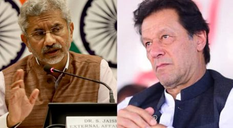 Pak urges international community to take serious steps against India after statement on Pok by S Jaishankar