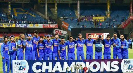 India win series against Australia, Rohit and Kohli become Hero