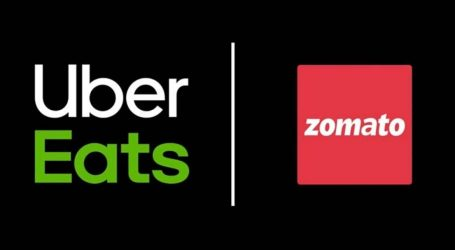 Zomato acquired Uber's food delivery business in India